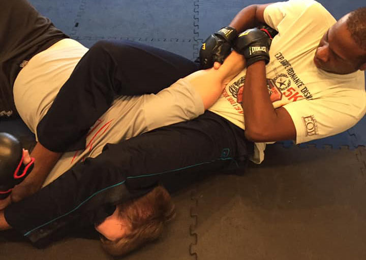 Photo of Brazilian Jiu-Jitsu/MMA Instruction in Bloomington Indiana